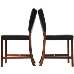 Rosewood Dining Chair by Ole Wanscher