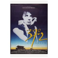 """Betty Blue"" Film Poster, 1986"