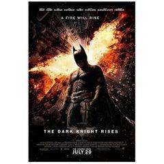 """The Dark Knight Rises"", Film Poster, 2012"