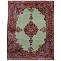 Magnificent Antique Rugs, Persian Carpet from Kashan