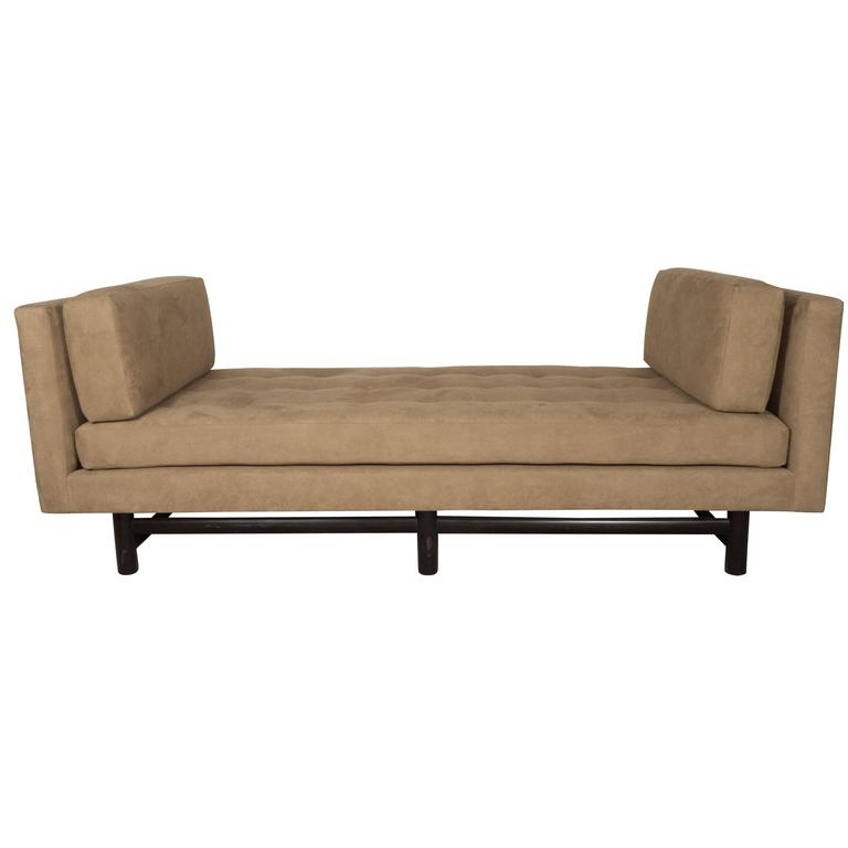 Ed Wormley for Dunbar Rectangular Upholstered Daybed, 1950s 1