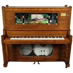 Antique Nickelodeon by Stuyvesant Piano Company, NY