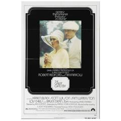 """""""The Great Gatsby"""" Film Poster, 1974"""