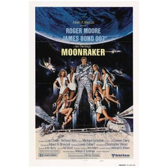 """Moonraker"", Film Poster, 1979"