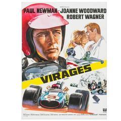 """Winning"" Film Poster, 1969"