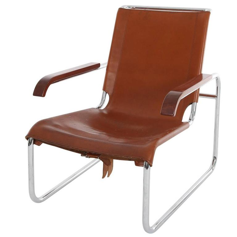 Incroyable Marcel Breuer S35 Lounge Chair 1928 For Thonet For Sale