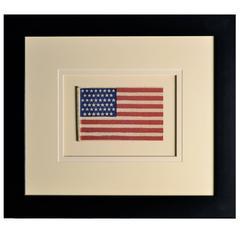 Authentic 45 Star American Flag, circa 1896