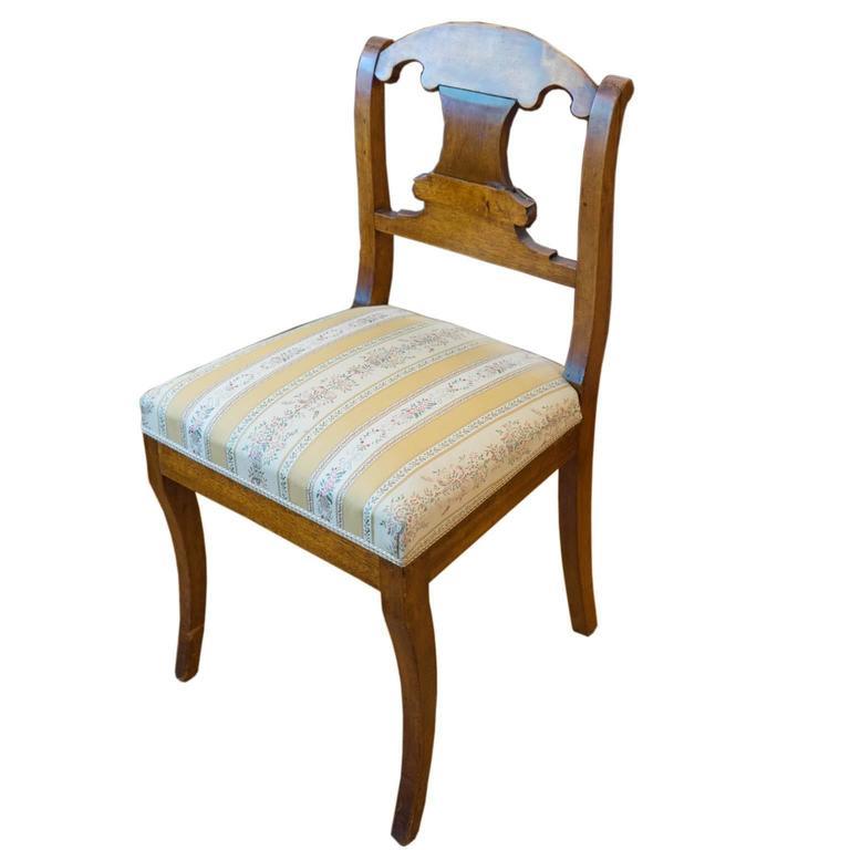 Single Biedermeier Chair