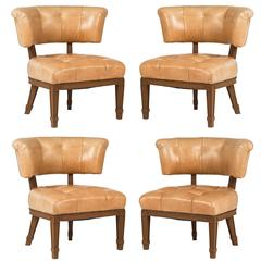 "Set of Chairs by William ""Billy"" Haines"