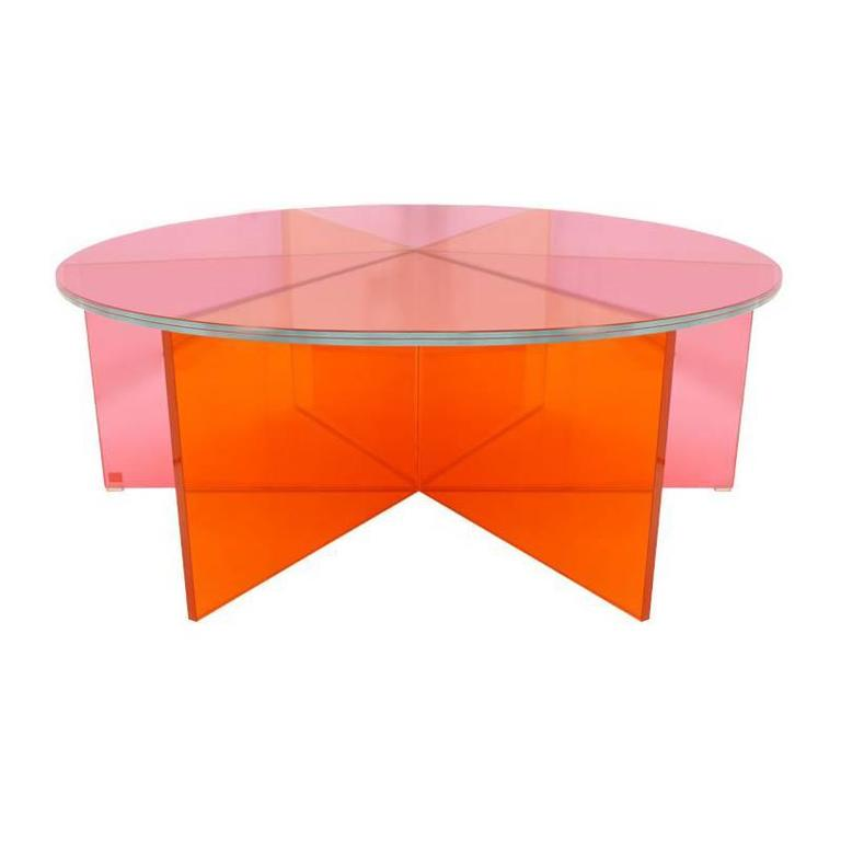 "Table ""XXX"" Designed by Johanna Grawunder in 2009 and Edited by Glas Italia For Sale"