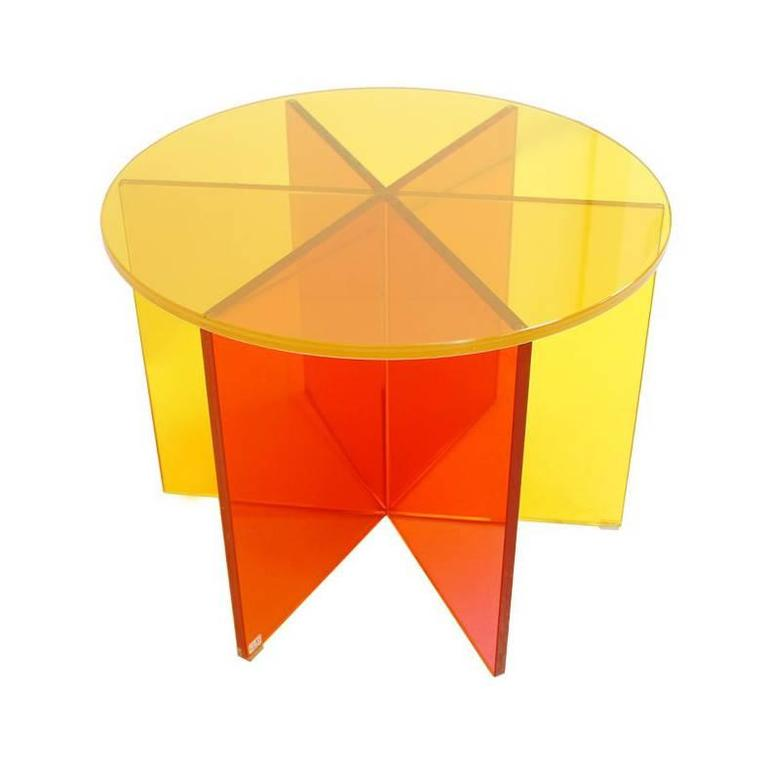 "Table ""Xxx"" Designed by Johanna Grawunder in 2009 and Edited by Glas Italia"