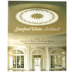 Stanford White Architect by Samuel G. White and Elizabeth White