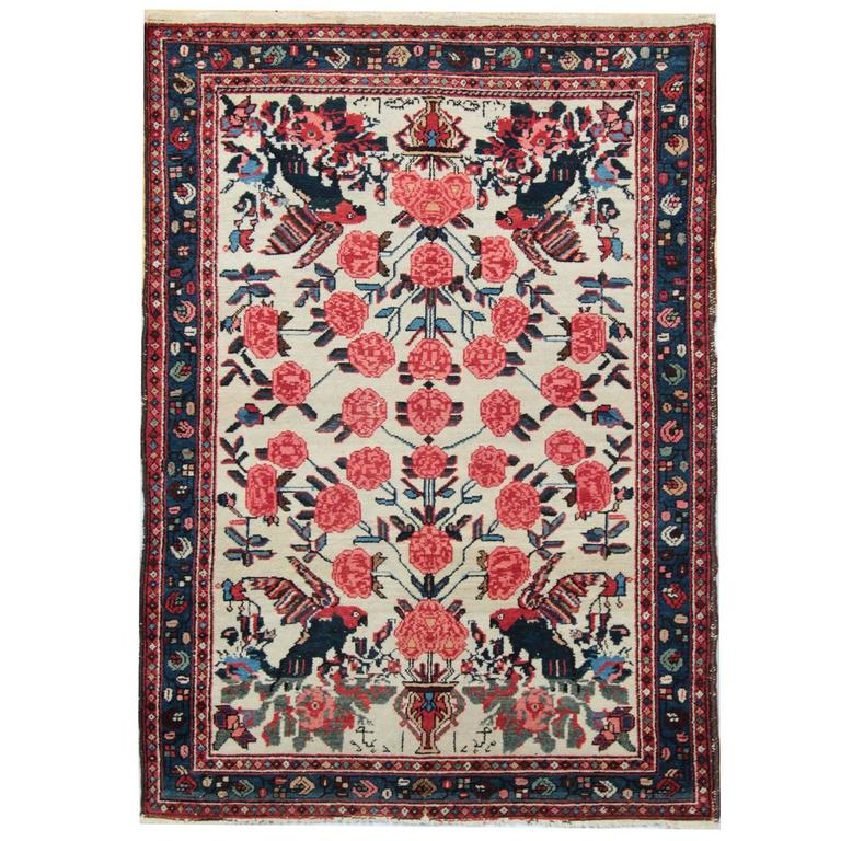 antique rugs, persian carpet afshar rug at 1stdibs Antique Rugs