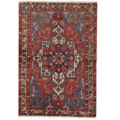 Antique Rugs, Traditional Persian Carpets, Hand Made Rugs by Bakhteeyari Tribe