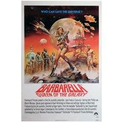 """""""Barbarella"""" Film Poster, 1977"""