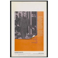 Bullitt Film Poster, 1969