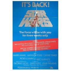 """Star Wars"" Film Poster, 1979"
