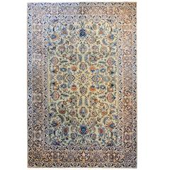 Fantastic Early 20th Century Kashan Rug