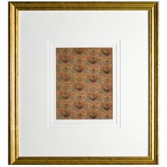 Rare 1824 Textile the Nations Guest: Lafayette