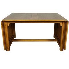 "Rare Børge Mogensen Dining Table, Model ""Biblioteksbord"", circa 1960"
