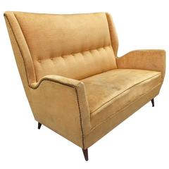 Beautiful Sofa, Design Gio Ponti, 1940