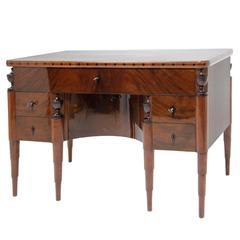Neoclassical Desk, Balitc States, 1820s-1830s