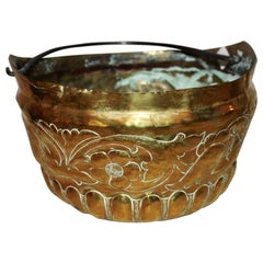 18th Century Rococo Pot For Fireplace Wood