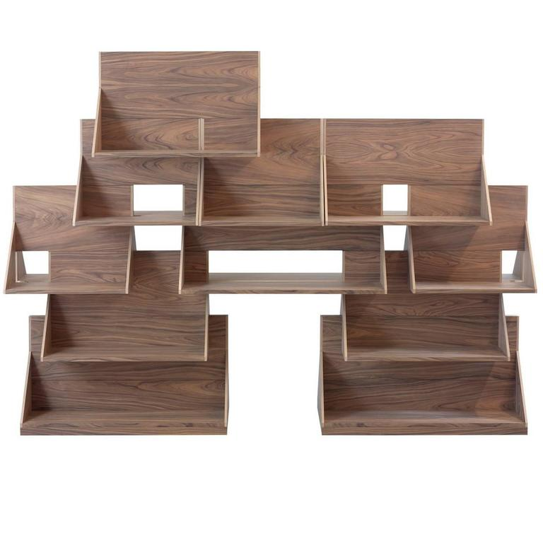 Unique Bookcase By Ugo La Pietra For Sale At 1stdibs