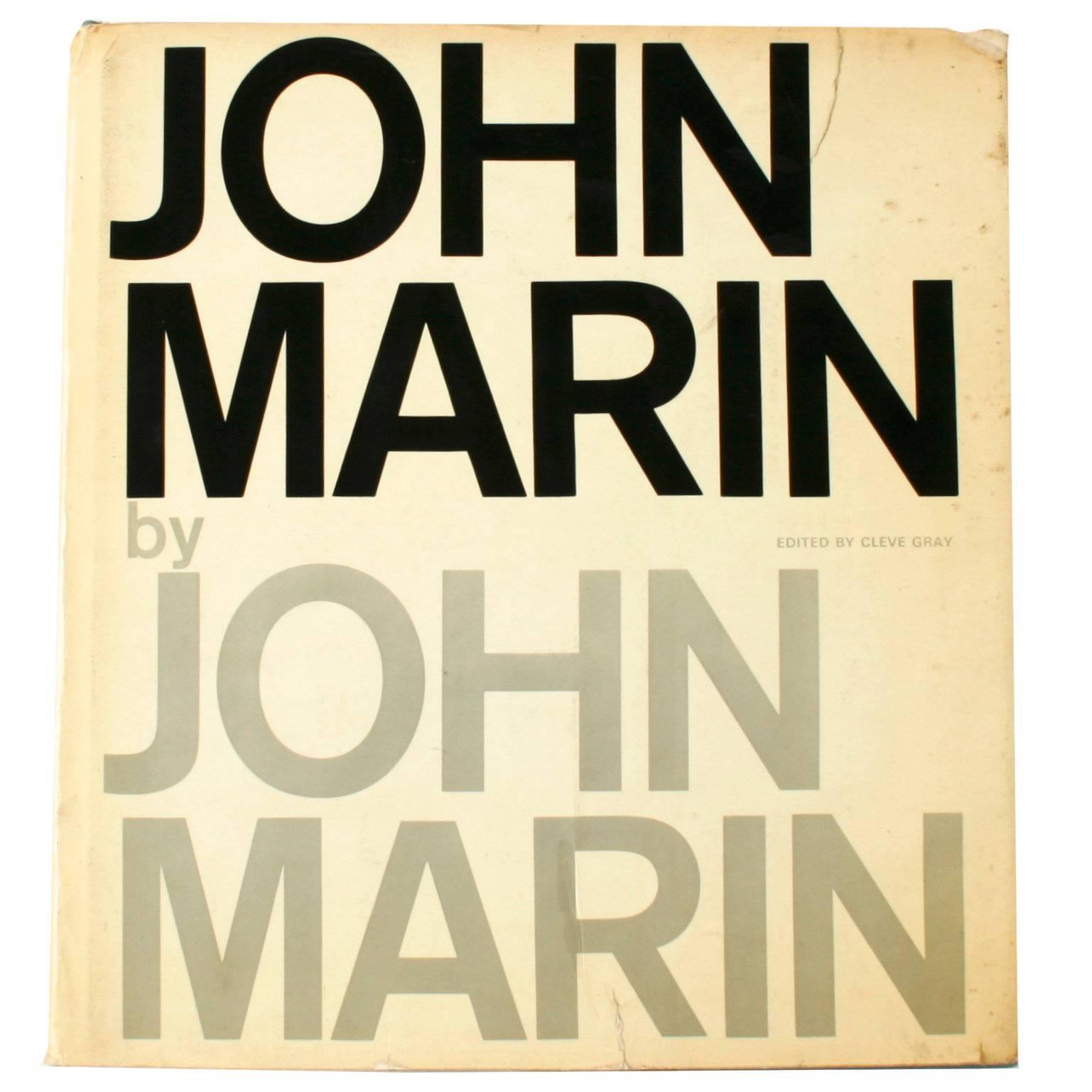 John Marin by John Marin, 1st Ed