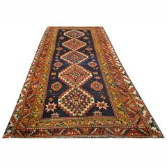 Antique Kazak Carpet, circa 1900