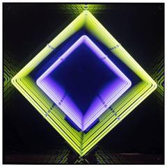 Emmanuelle Rybojad Neon Installation Edition of Six