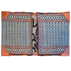 Fantastic Early 20th Century Bakhtiari Saddle Bag