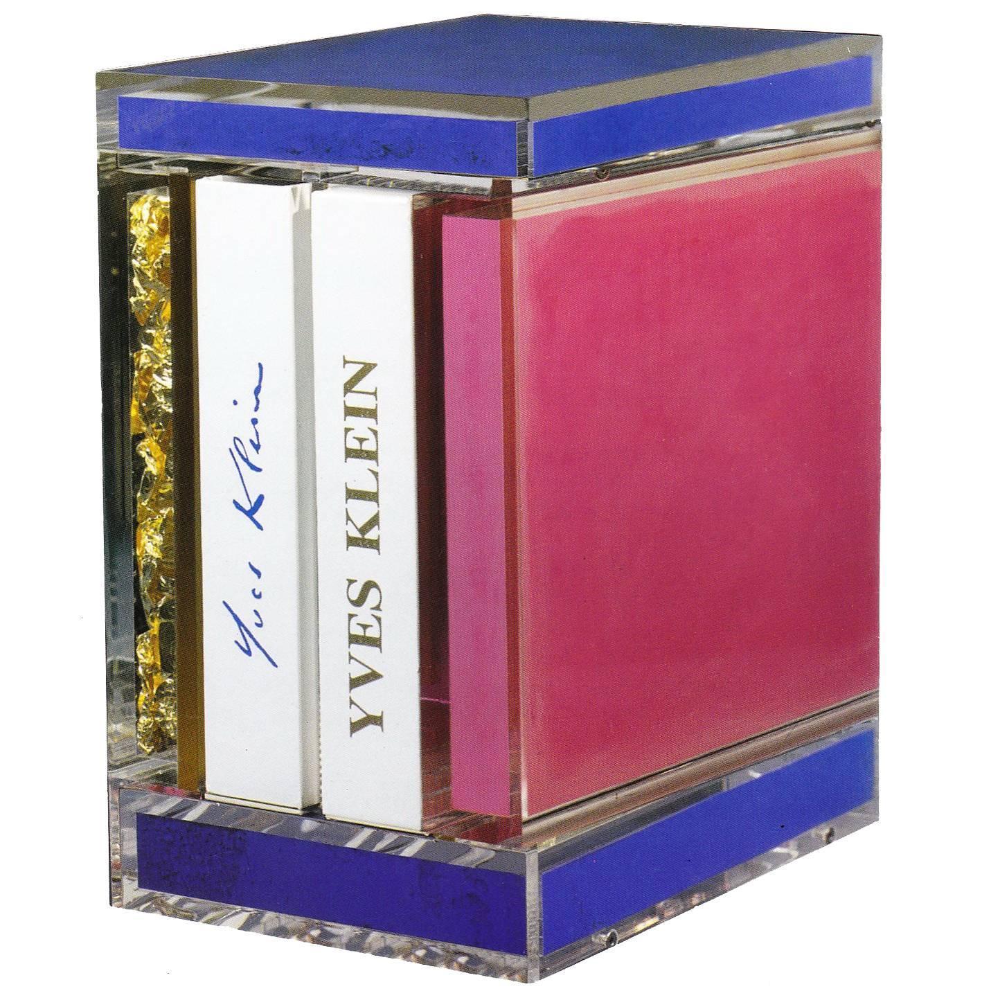 Yves Klein Catalogue Raisonné Des Editions Et Sculptures Edition De