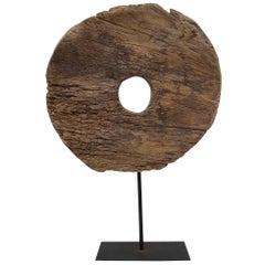 Antique Timor Wheel, Small
