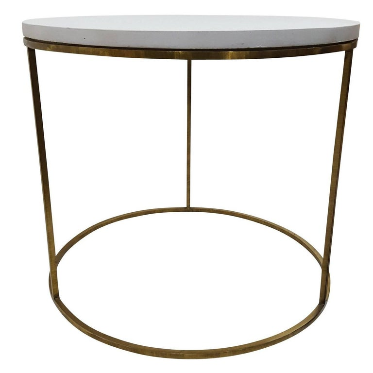 Gold Leg Table