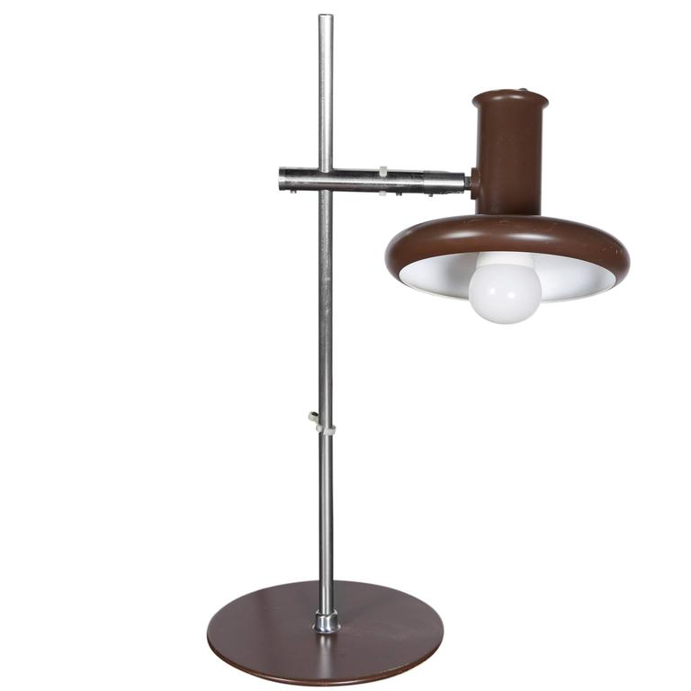 Optima Table Reading Lamp by Hans Due 1
