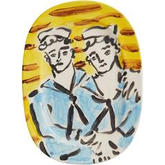 Two Sailors Platter