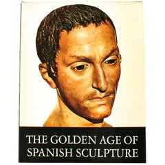 Golden Age of Spanish Sculpture by Manuel Gómez Moreno, First Edition