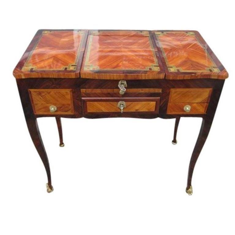 Multifunctional Dressing Table From 1860 For Sale At 1stdibs