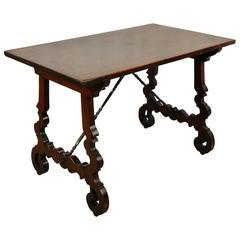 Stunning 18th Century Spanish Table