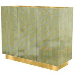 Nesso Sideboard Mint by Matteo Cibic for Scarlet Splendour