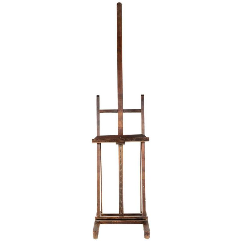 Easel from Paris, Mid-20th Century