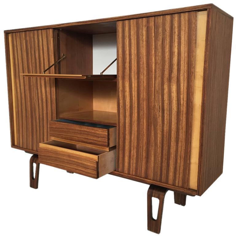 Wooden Den Cabinets ~ Cor alons high board cabinet for den boer gouda  s