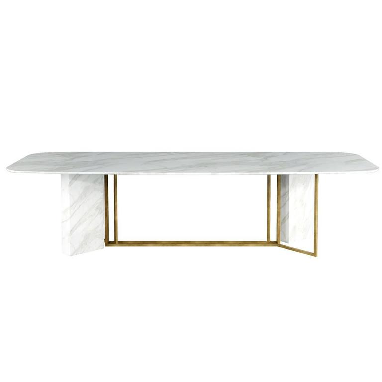 Meridiani Plinto Marble Dining Table For Sale at 1stdibs : MeridianiPlintotable1orgl from www.1stdibs.com size 768 x 768 jpeg 11kB