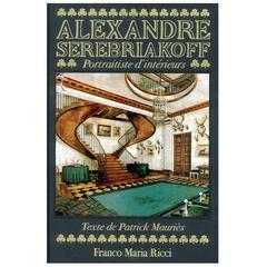 Alexander Serebriakoff, Portraitiste D'interieurs 'Book'