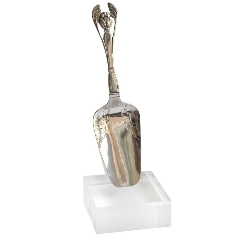 Georg Jensen Art Deco Sterling Silver Serving Piece