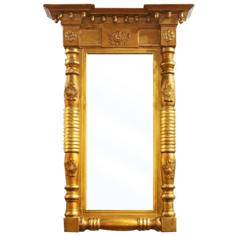 Early 19th Century American Regency Mirror