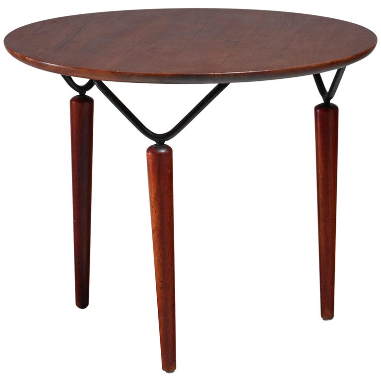 Allan Gould Coffee Table, USA, 1950s For Sale