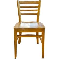 American Heavy Duty Wood Chair