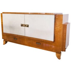 Art Deco Sideboard, France, 1940s